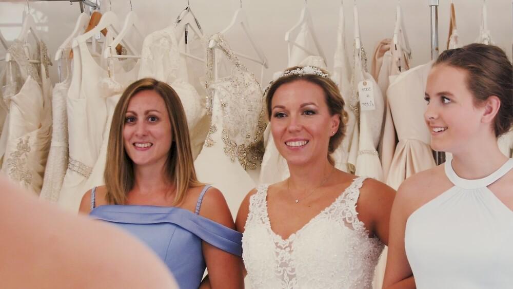 Blog Wedding Dress Fitting