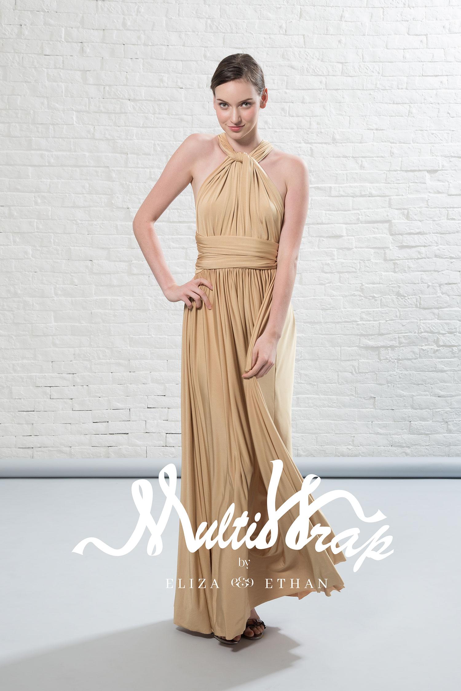 Eliza & Ethan Multi-way Wrap Dress