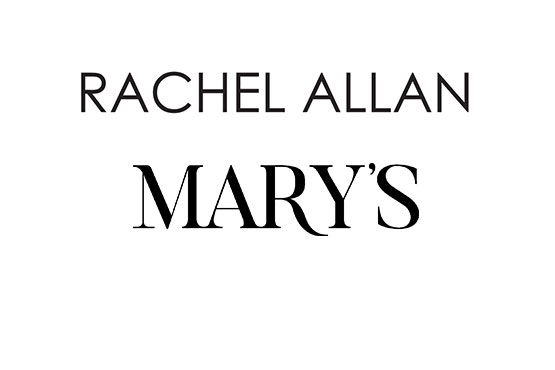 Rachel Allan and Mary's