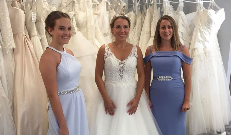 wedding dresses essex