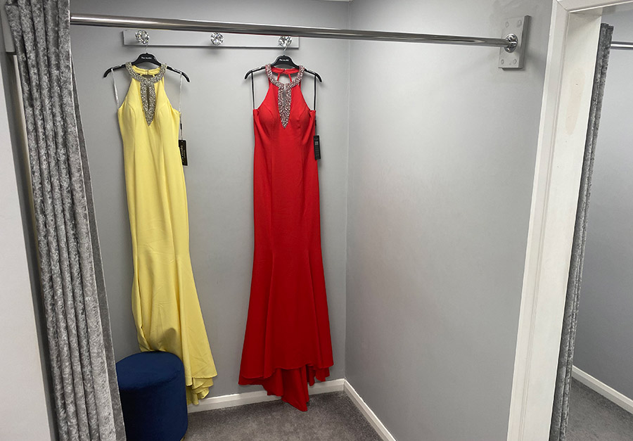 Prom Changing Room