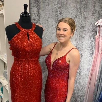 Red Prom Dress 2
