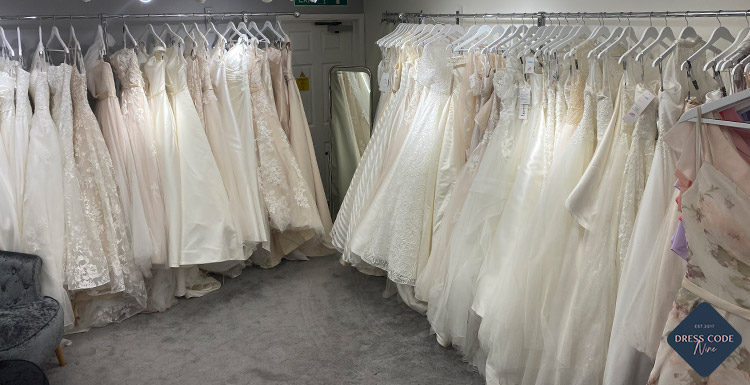 wedding shops essex