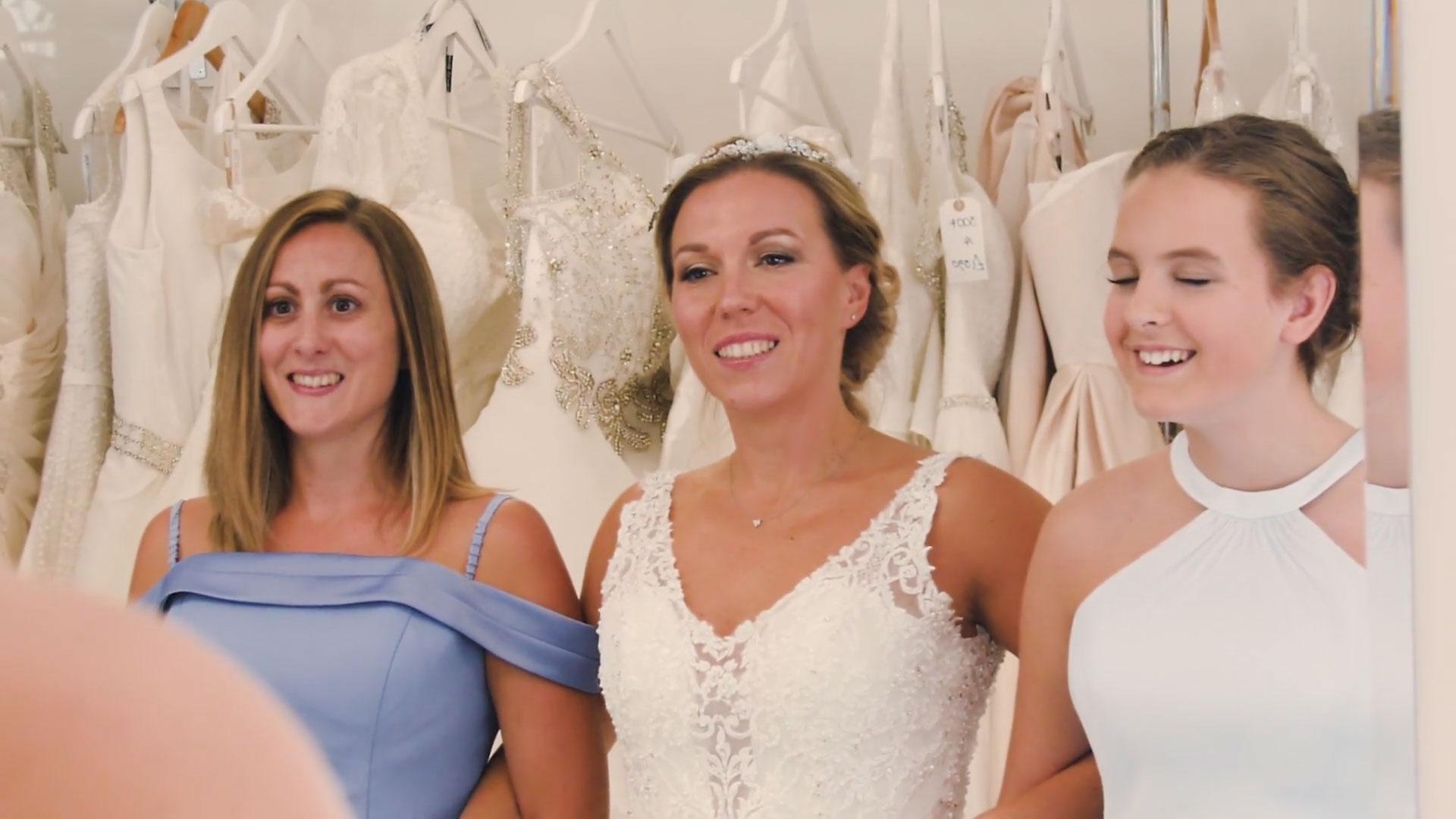 bridal store in essex