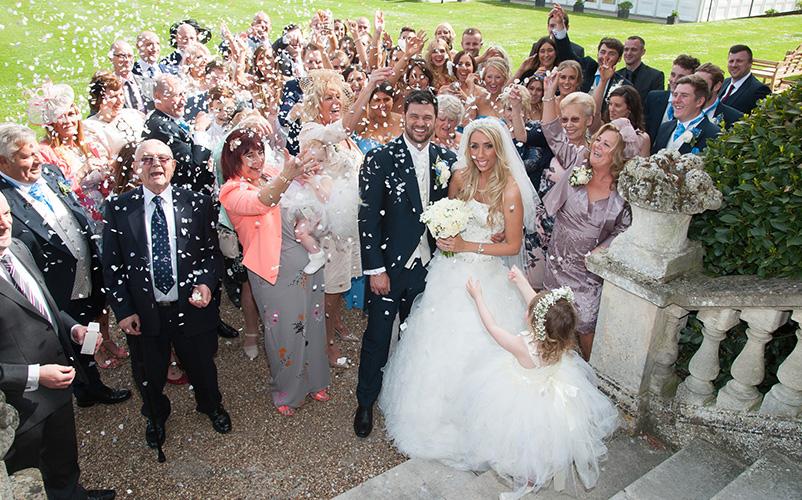 Boreham House Wedding Venue Chelmsford
