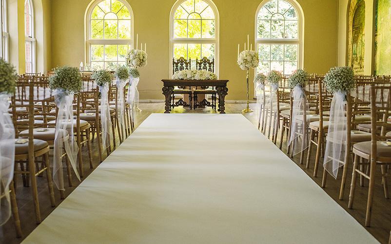 Braxted Park Wedding Venue