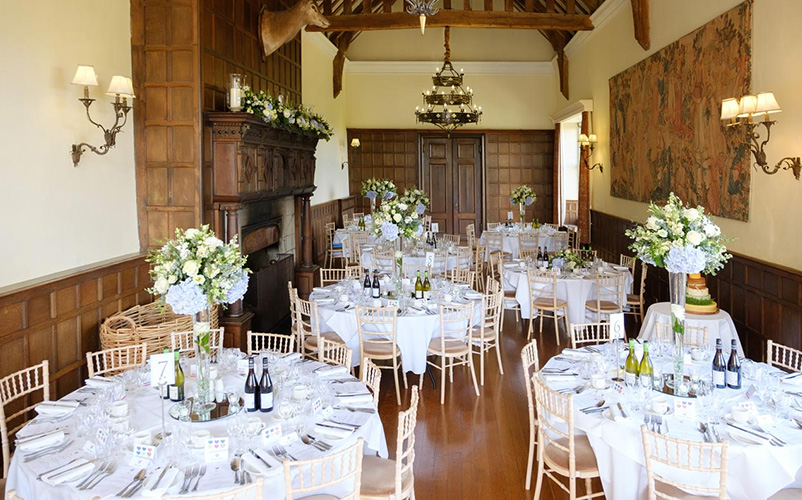 Layer Marney Tower Wedding Venue Near Colchester