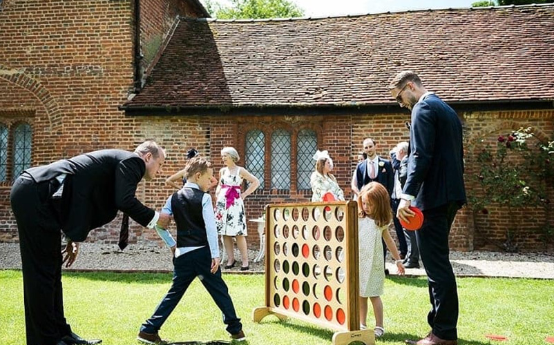 Leez Priory Wedding Venue Chelmsford