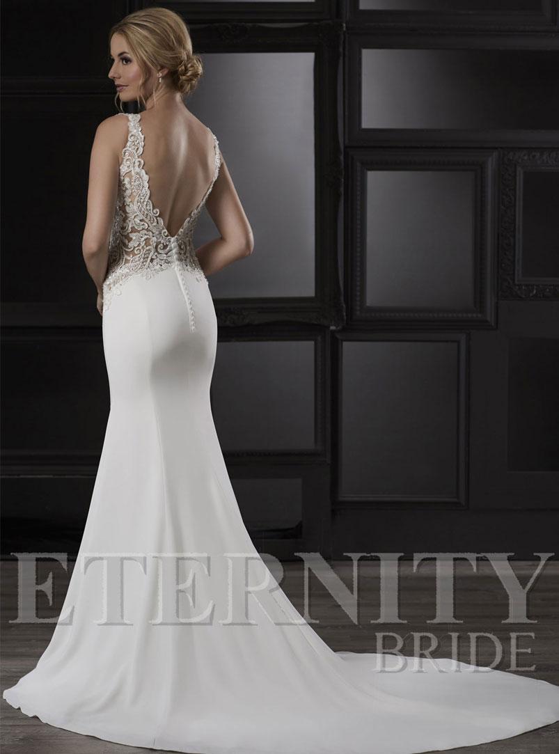 tight mermaid wedding dress