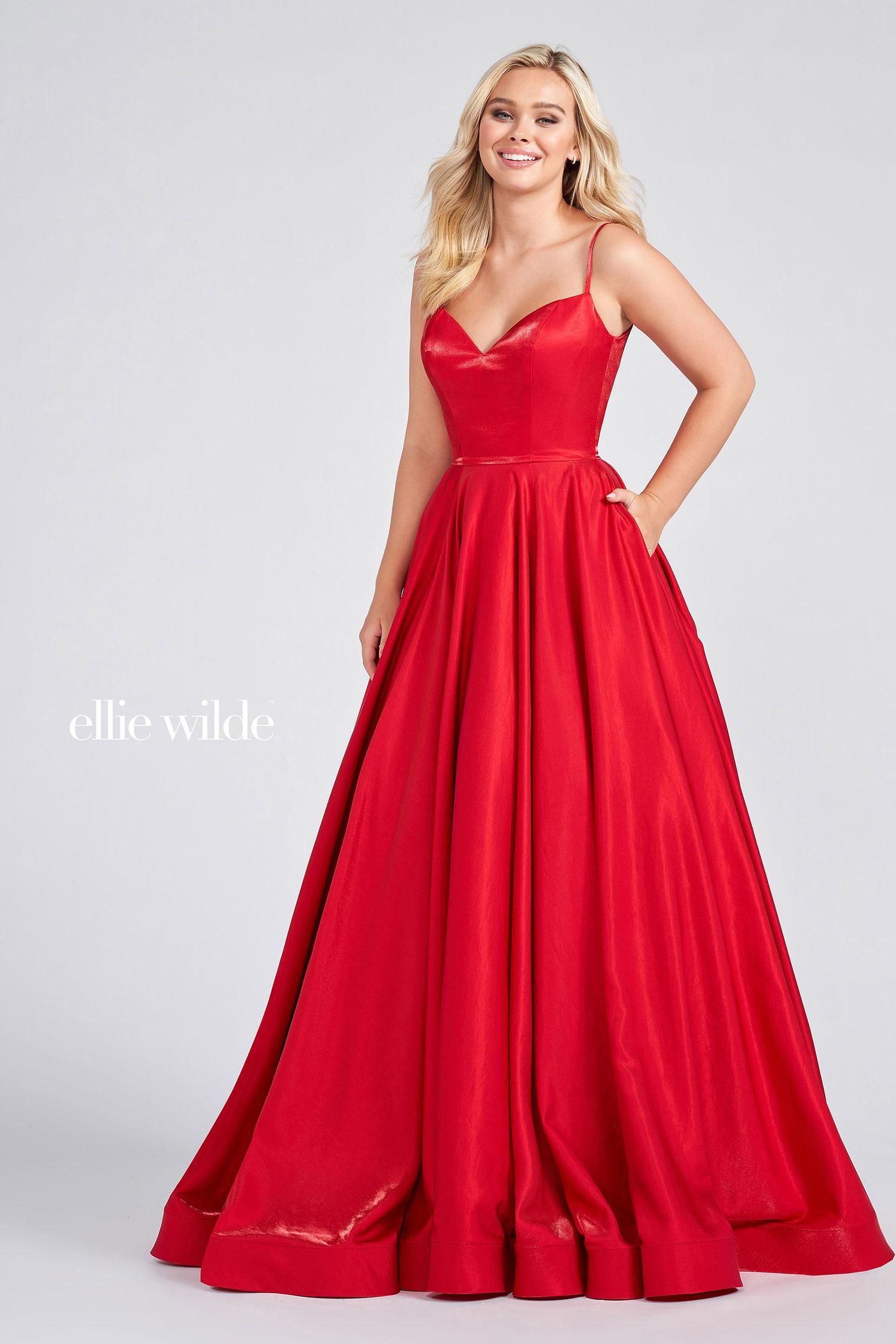 Ellie Wilde EW122046 red f d