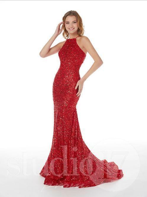 Eternity prom 12846 Red